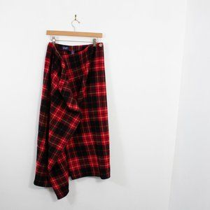 Gap Wool Maxi Skirt